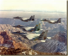 F-15 Formation 1 F-15 Formation 2