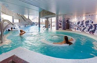 imagen del spa del hotel gloria palace