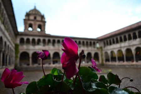 Arhitectura coloniala in Cusco