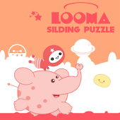 Looma Sliding Puzzle