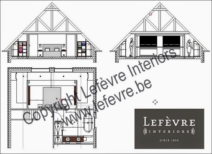 Lefèvre Interiors plan
