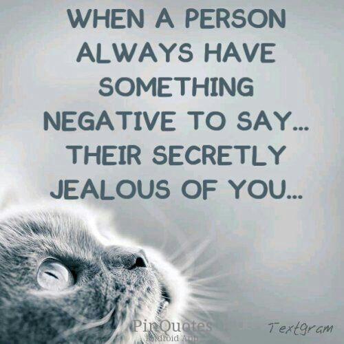 Dealing With Jealous People Quotes Jerusalem House