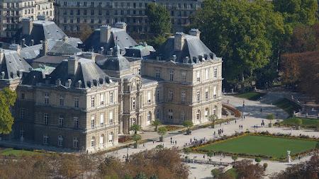 Obiective turistice Paris - Palais de Luxembourg