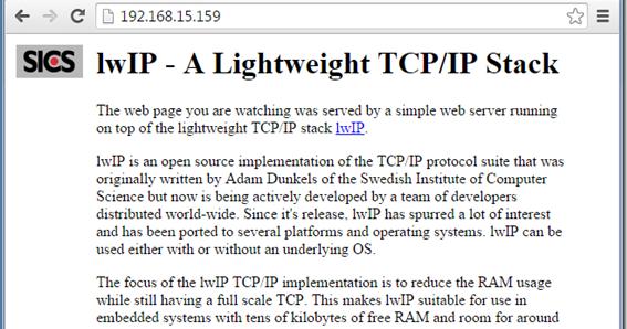 digitalhack's blog: It Worked for Me - An Webserver under