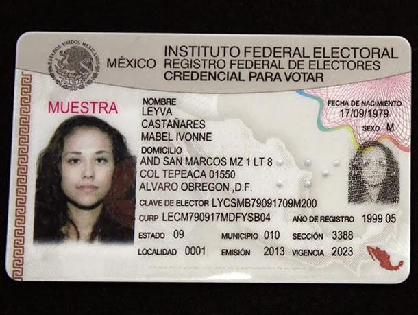 Diario Democracia En México Ya Módulos Del Ife Abrirán