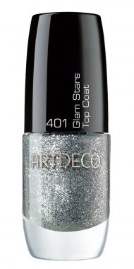 Artdeco Glam Moon & Stars Glam Stars Top Coat Moonlight Sparks