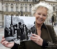 Los besos mas famosos -  Doisneaus Francoise Bornet