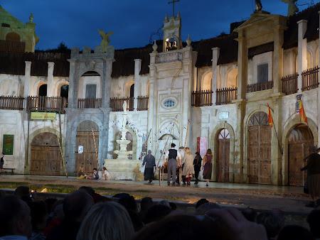 Imagini Burgenland: opera Carmen de Bizet in Austria