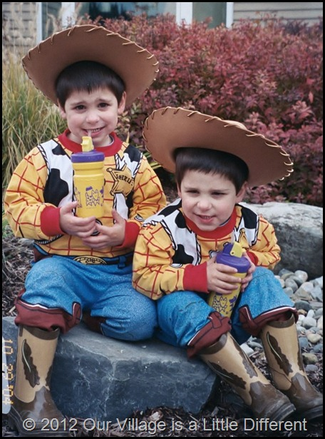 Toy Story Twins