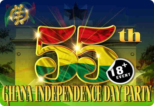 ghana independence