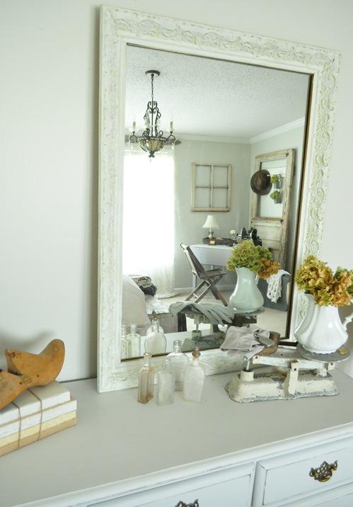 bedroom dresser mirror