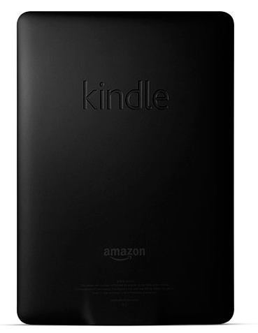 kindle paperwhite parte de atras