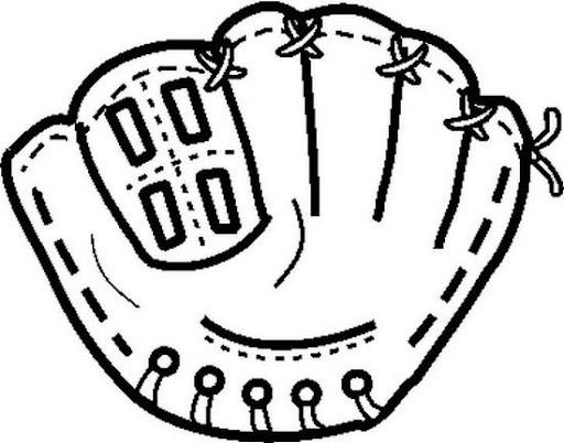 Dibujos De Beisbol Para Niños