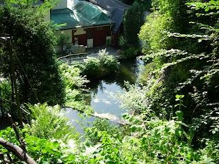 Jardin des Glaces à Lucerne