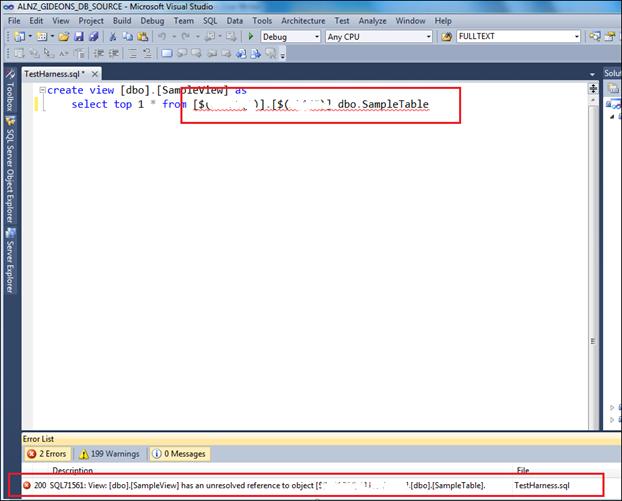 Manjuke's Blog: Introduction to SSDT (SQL Server Data Tools)