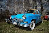 """Klubo """"Klasika"""" narių technika - Gaz 21, 1960 m."""