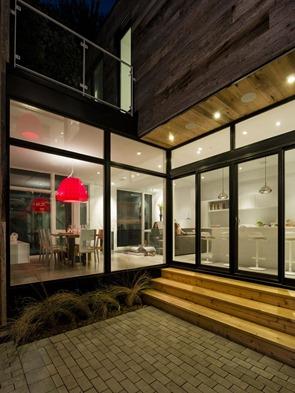 Granero Zen por Arquitecto Christopher Simmonds