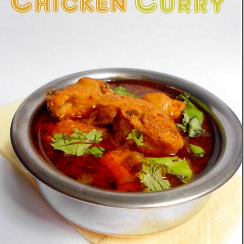 Chicken Curry | Chicken Rasa Recipe