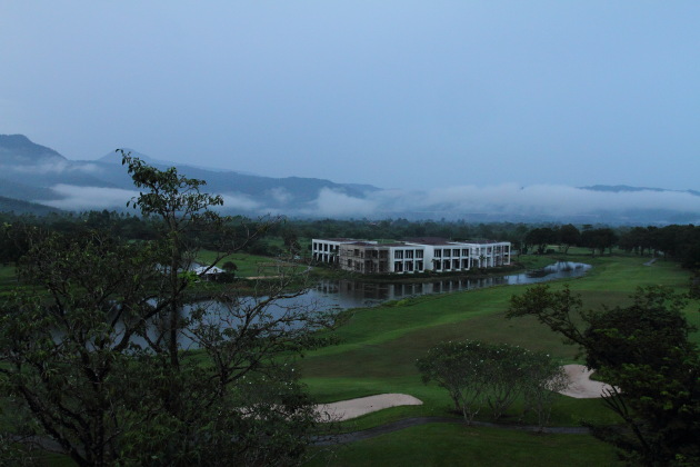 View from Royal Hills Resort, Nakhon Nayok, Thailand