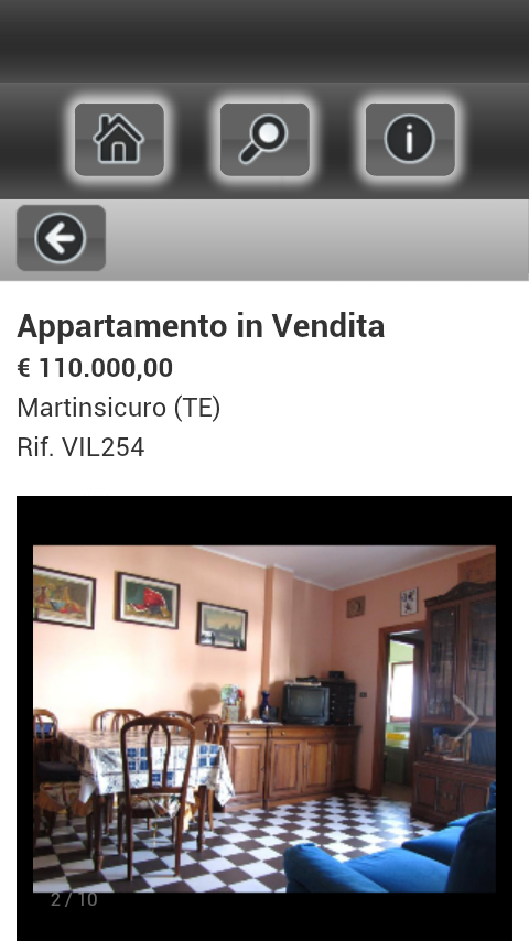 Agim Immobiliare- screenshot