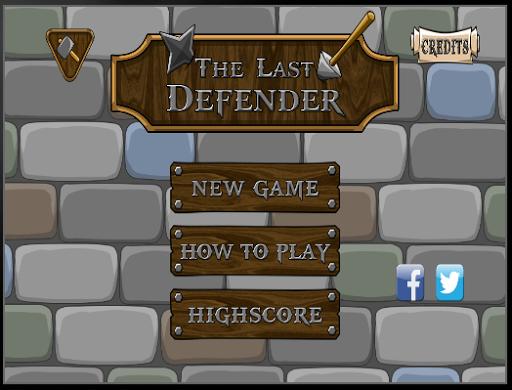 The Last Defender - Archer