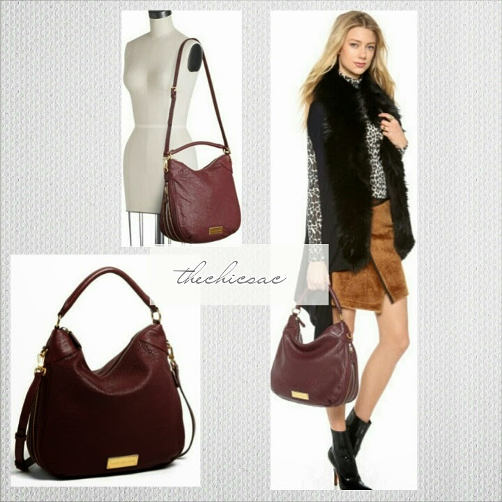 38ce7ed730 The Chic Sac: Marc by Marc Jacobs Washed Up Billy