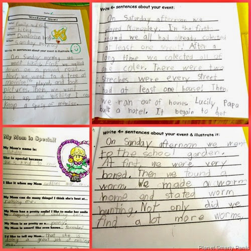 Samples-of-second-grade-writing