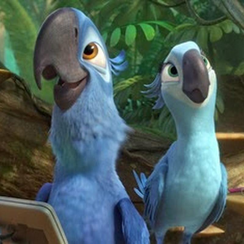 """Rio 2"" International Trailer and First Look Photos"