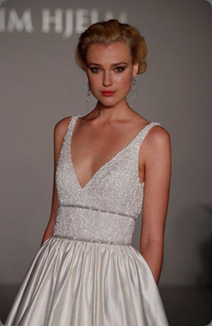 wedding dress8203_x2 JIM HJELM BRIDAL GOWNS, WEDDING DRESSES STYLE JH8203
