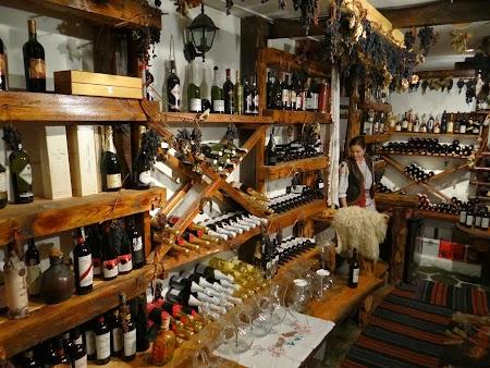 Crama cu vinuri la Roata Vremii