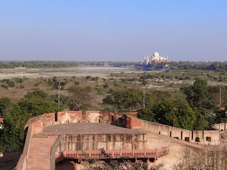 30. Panorama Agra Fort.JPG