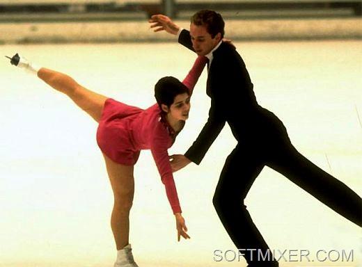Irina Rodnina Alexi Ulanov Pairs Gold Medal 1972 Sapporo