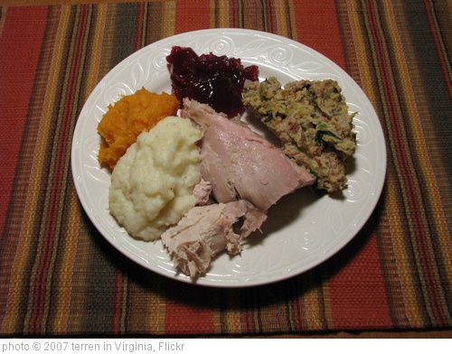 'Thanksgiving Dinner' photo (c) 2007, terren in Virginia - license: http://creativecommons.org/licenses/by/2.0/
