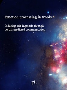 Emotion processing in words Cover