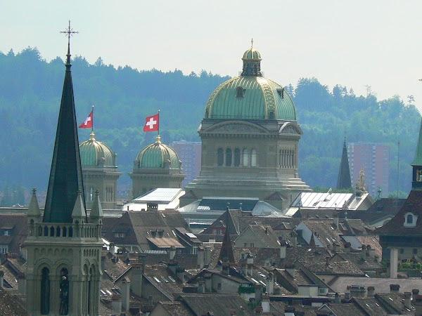 Obiective turistice Elvetia: Bern