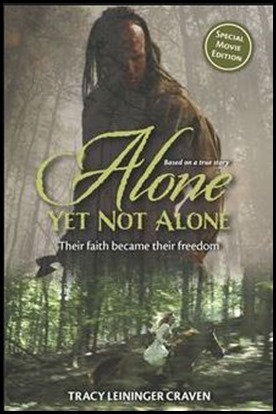 Alone Yet Not Alone book cover
