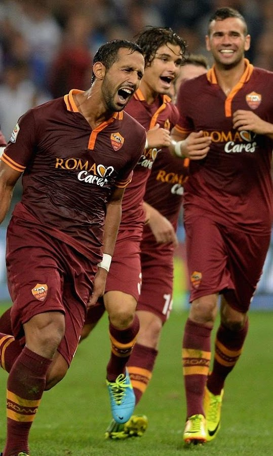 AS Roma Wallpapers - screenshot