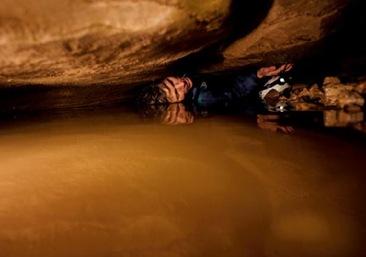 caverna espaço