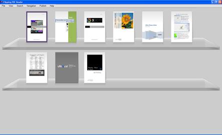 Flipping PDF Reader 4