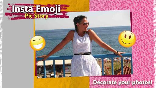 Insta Emoji 照片编辑器