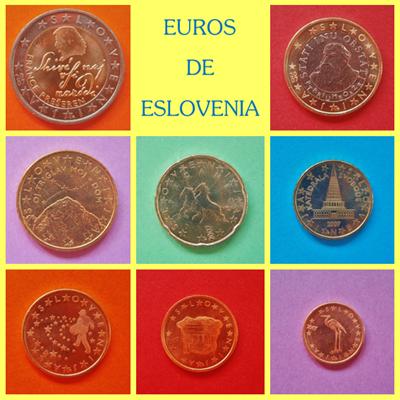 Euros de Eslovenia