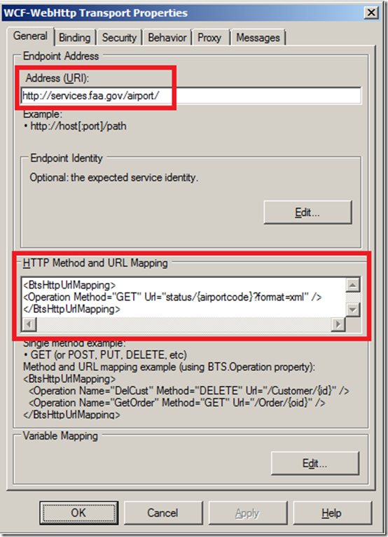 BizTalk Server 2013: New Adapters Series: WCF-WebHttp - Steef-Jan