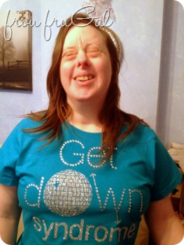 Katie - Get Down Syndrome