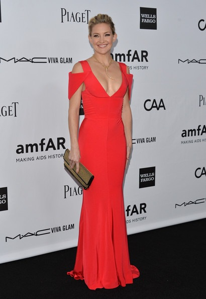 Kate Hudson amfAR Inspiration Gala Los Angeles