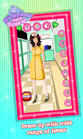 Screenshot of Princess Nurse-Girls Dress Up