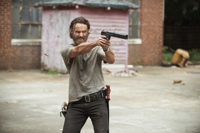The Walking Dead (Crítica 5x08) Washington no es el final-5