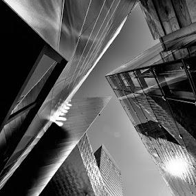 City Center Las Vegas by Jean Perrin - Buildings & Architecture Office Buildings & Hotels ( modern, las vegas, building, city center, architecture )