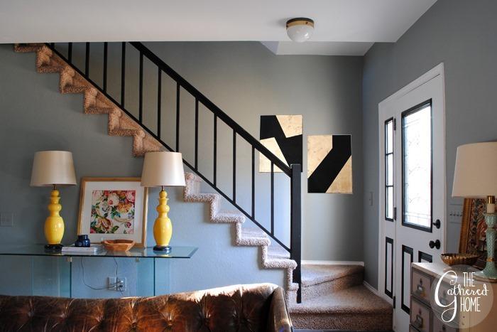 Stairway Art Option 3