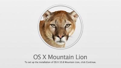 os x mountain lion mac 10