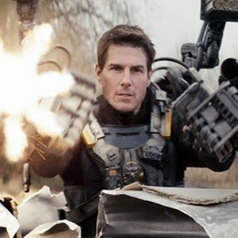 "Tom Cruise Fights Endless Battle in ""Edge of Tomorrow"" (Opens Jun 5)"